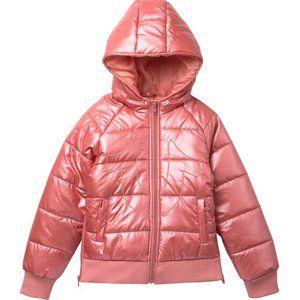 True Religion Quilted Jacket (Big Girls)